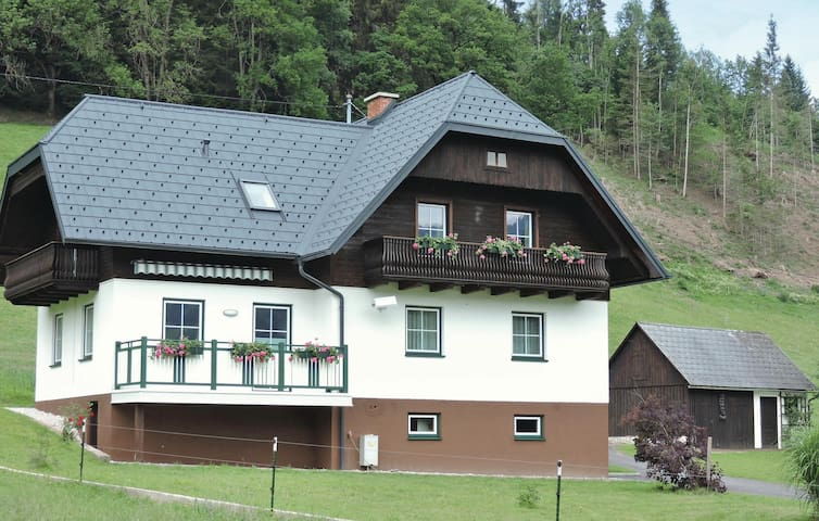 Holiday apartment with 2 bedrooms on 80 m² in Aigen/Ennstal