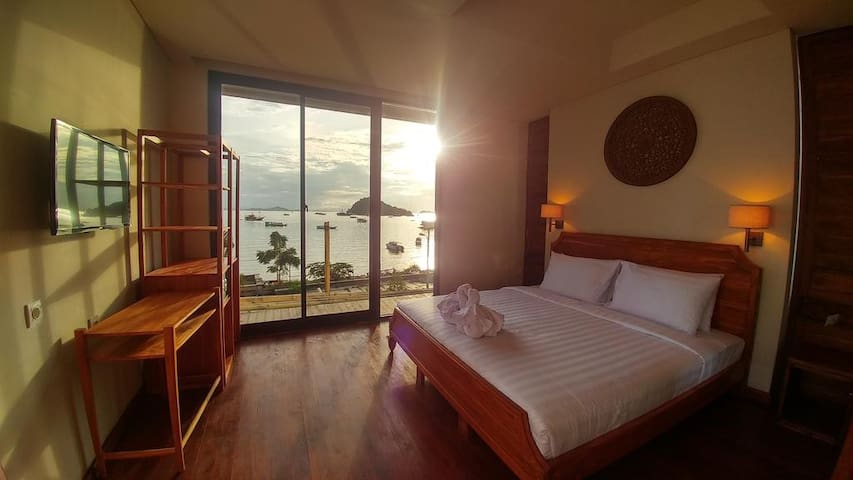 Suite Sea View - Eco Tree Otel Labuan Bajo