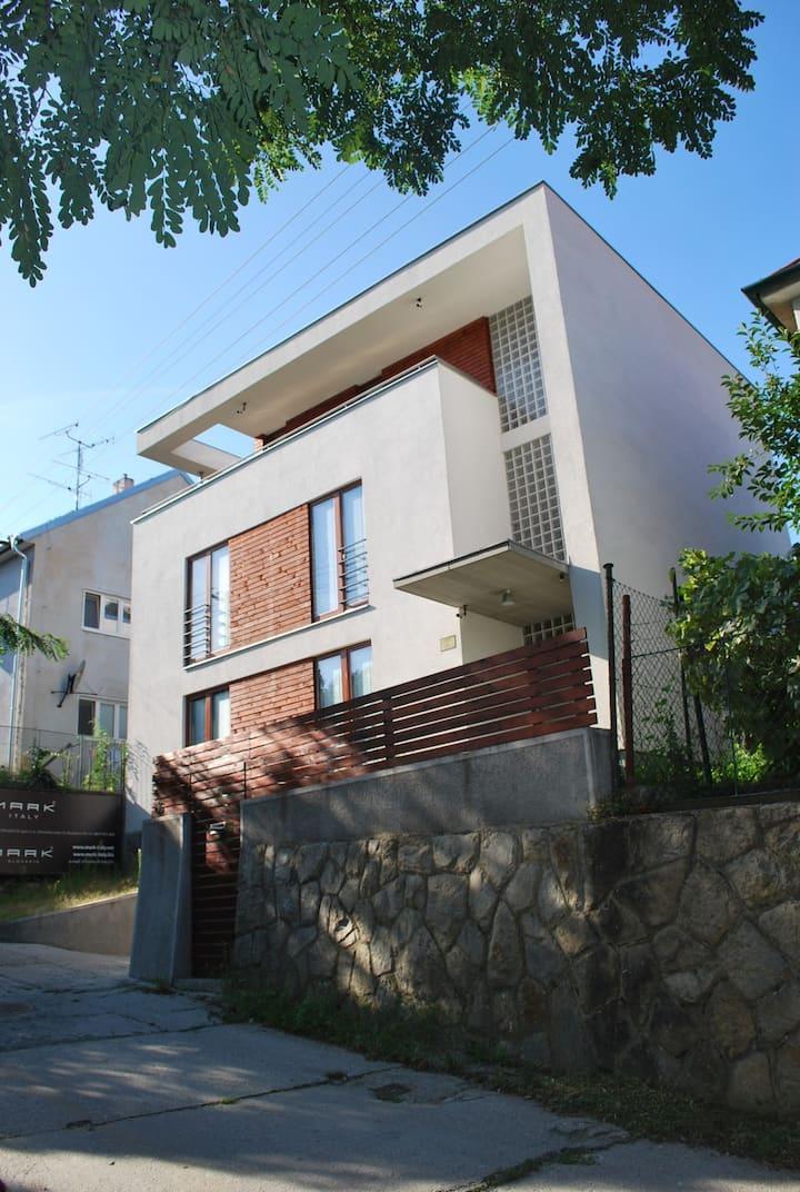 Vila RIVIÉRA - penthouse apartment