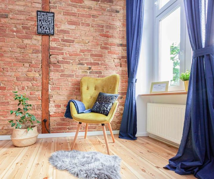 Sydonia Apartment przy najdłuższej ulicy Szczecina