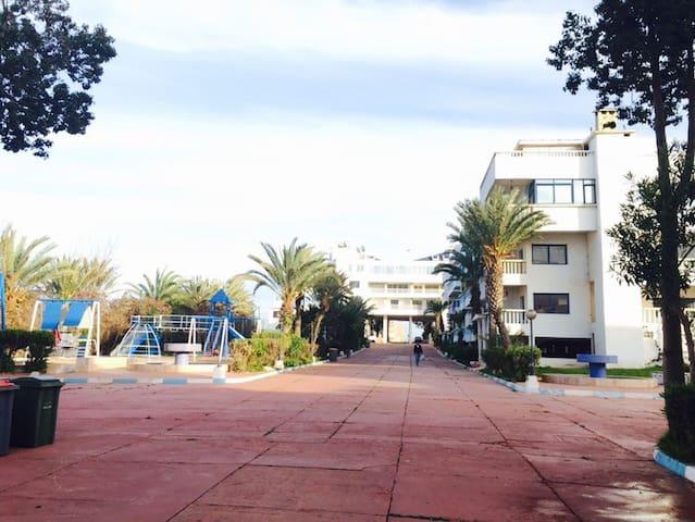 Duplex Beauty Beach Mohamadia