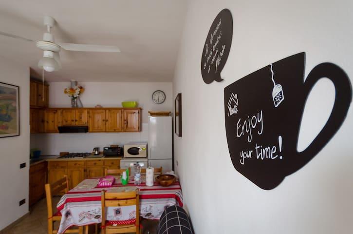 Casa Mietti: appartamento autonomo e centrale