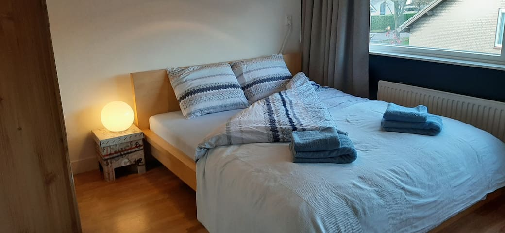 Cozy bedroom in Goirle, near to Tilburg