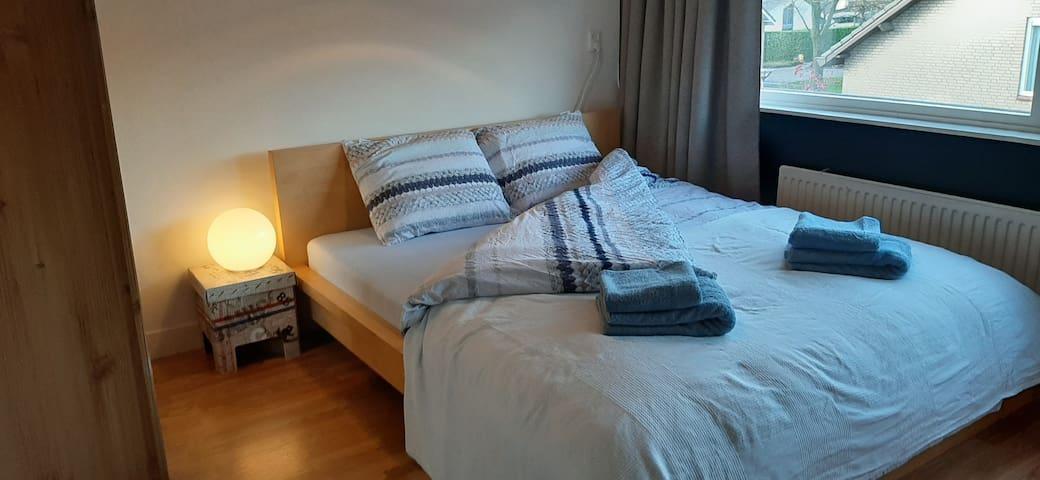 Fijne slaapkamer Goirle, vlakbij Tilburg