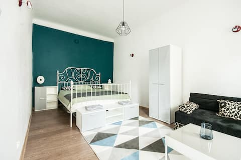 Charming flat in a great location