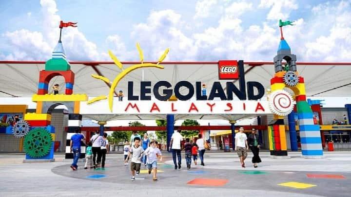 5-20 mins to Legoland, Bukit Indah, Puteri Harbour