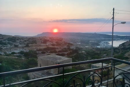 Beautiful apartment and stunning views in Mellieha