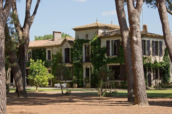 Splendid Estate in Carcassonne