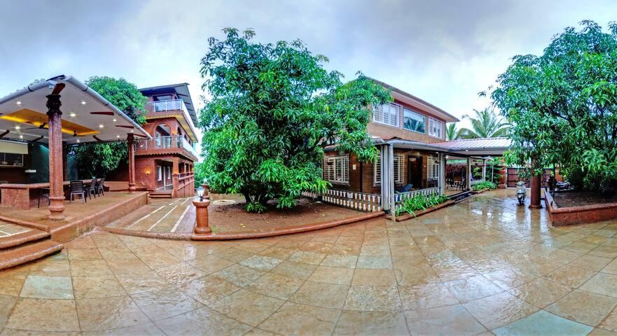 Mango Tree Resort - Kharepatan - Bed & Breakfast