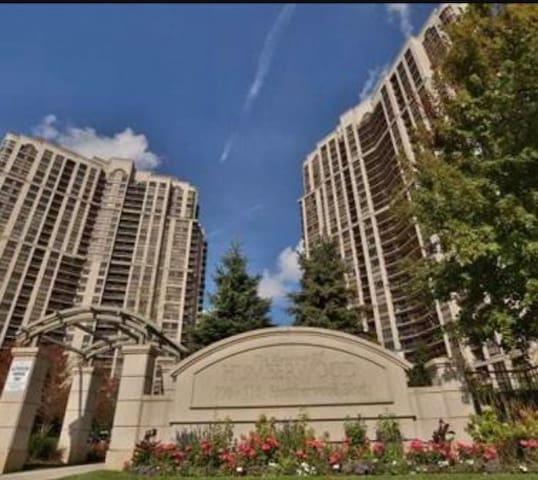 Mansion Humberwood Luxury Suite - Toronto - Lyxvåning