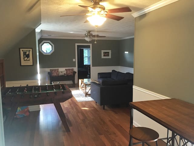 NEW *Gorgeous 2/2  Private APT *3 min to Pinewood! - Fayetteville - Byt