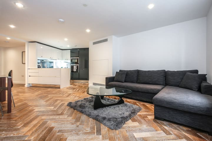 Luxury 2 bed in zone 1 Shoreditch - Londres - Pis