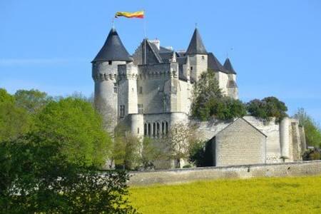 Chambre Isabelle de Poissy, Usseau - Usseau