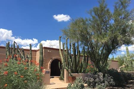 Peaceful desert oasis - Tucson
