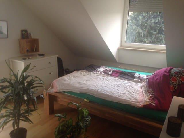Zimmer in Münchner Wohnung