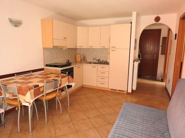 Appartamento piano terra con giardino e terrazza - Vezza d'Oglio - Apartamento