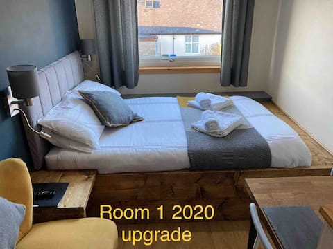 Mini apartment,en-suite, kitchenette,fort William