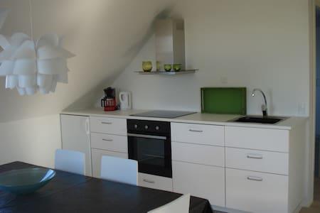 Rebildferie.dk Enggård Bed & Breakf - Støvring - Apartment