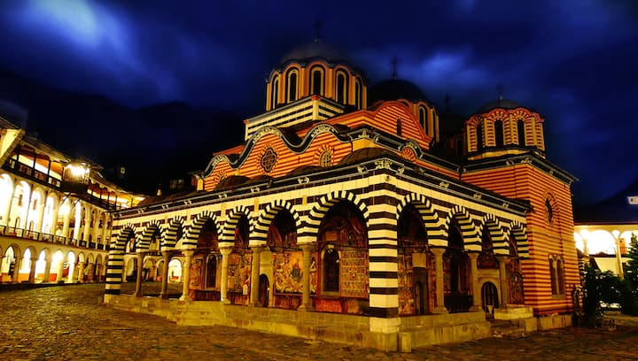 Unique experience to stay in Rila Monastery@