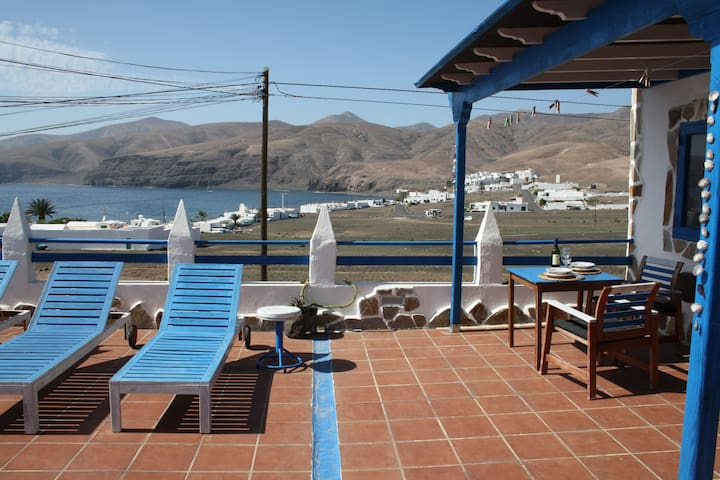 Superior Apartment seaview Playa Quemada Lanzarote