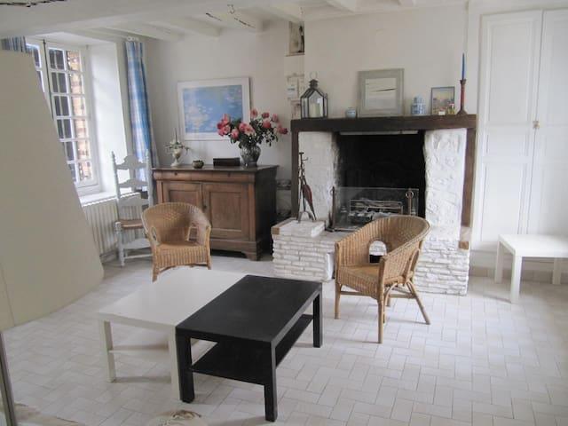 Gîte la maison blanche