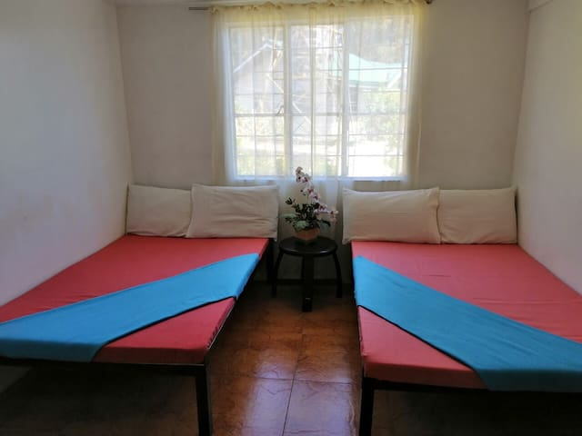 2 double bed (QUAD ROOM)