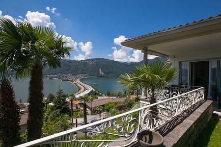 Villa Lago Lugano - Bissone