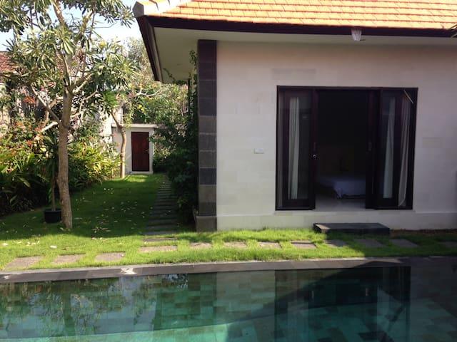 Diva Villa Bali -  Seminyak center - Kuta - Hus