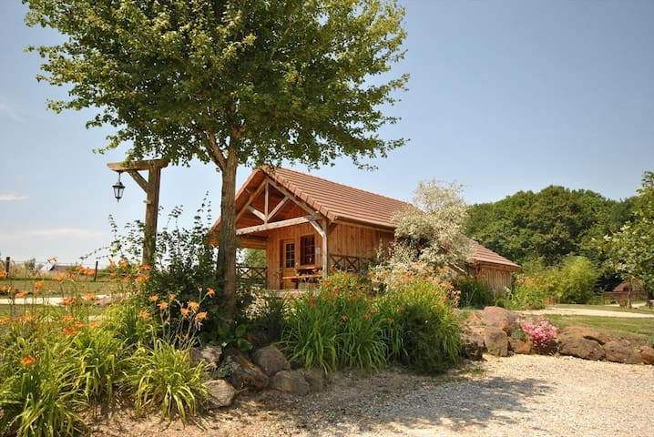 Holiday homes Chalet 2A - Saint Fargeau en Puisaye