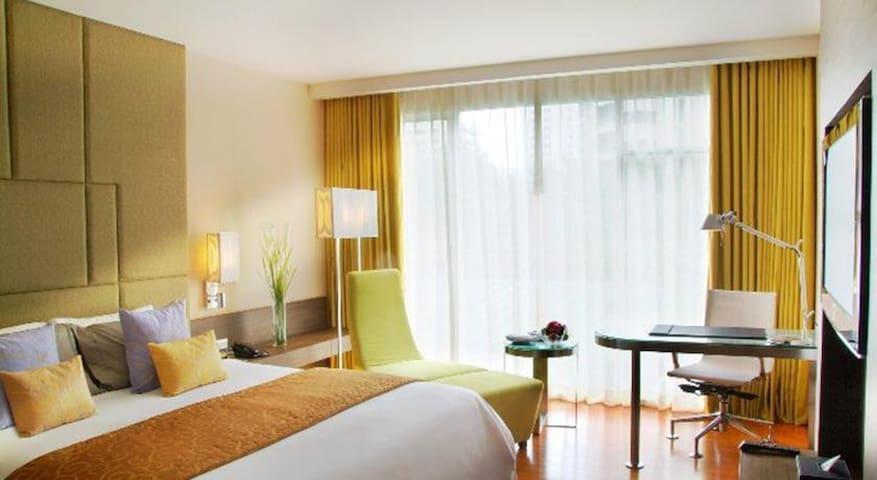 Stylish Room D, Sukhumvit, Bangkok - Bangkok - Wohnung