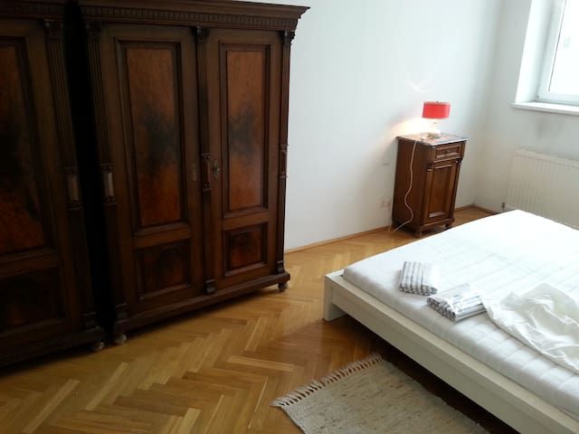 2,5 room apt in the heart of histor - Wien - Huoneisto