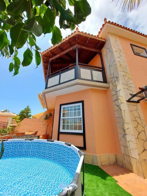 VillaCapitana Private Pool CostaAdeje Speedy Wi-Fi