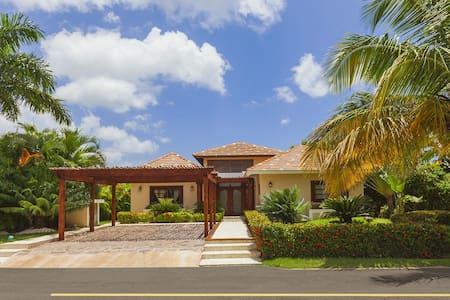 The top 20 punta cana villa rentals airbnb villas en for Punta cana villa rentals