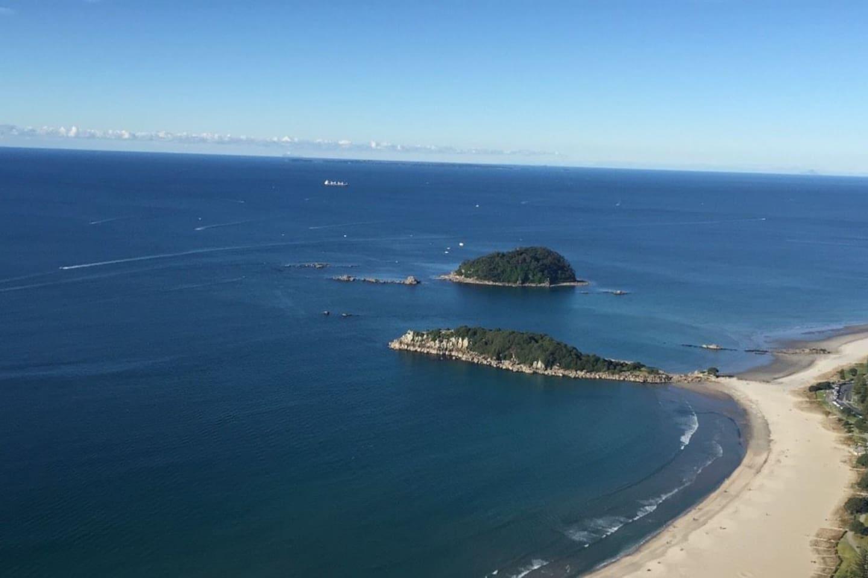 Leisure Island  is 1 min walking distance