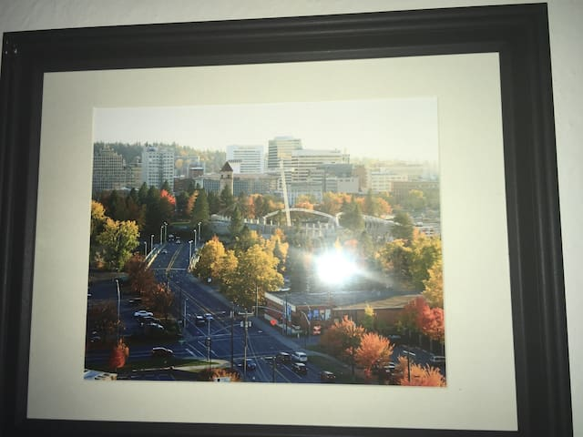 West Spokane Dressed in Her Finest Fall Colors  $30