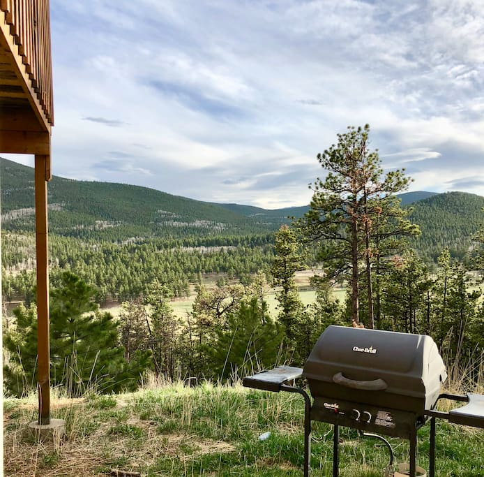 Grilling with a View