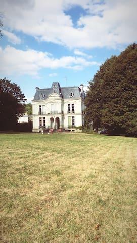 Logement entier - Chateau de Coemont - 1 chambre