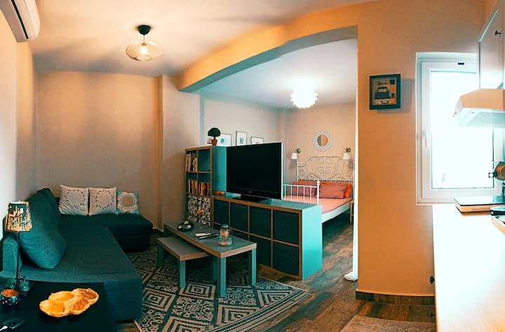A new studio in the center of Heraklion!