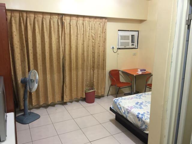 5坪獨立套房,雙門鎖,整潔又安全