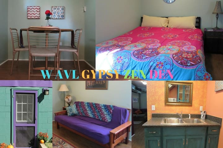 W AVL Gypsy Zen Den~ Family Friendly