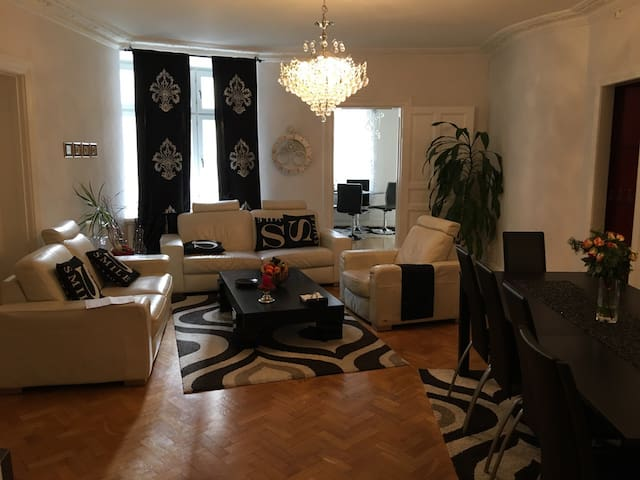 Spacious and Modern in the Heart of Gothenburg