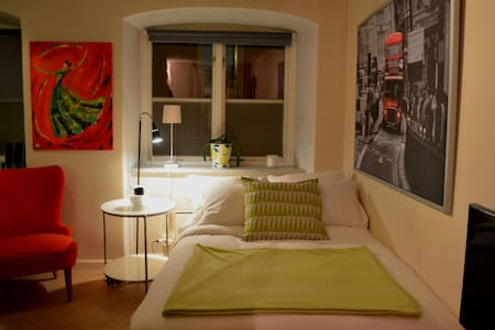 Cozy flat in the historic Old Town - Sztokholm - Apartament