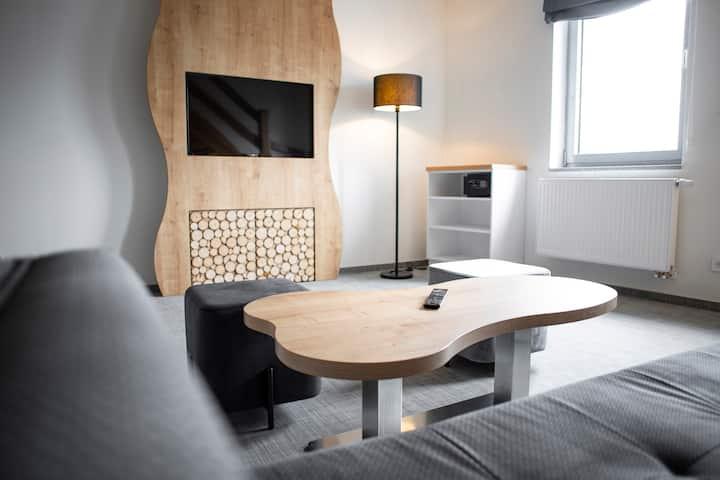 Mezonetový byt pro 2 osoby