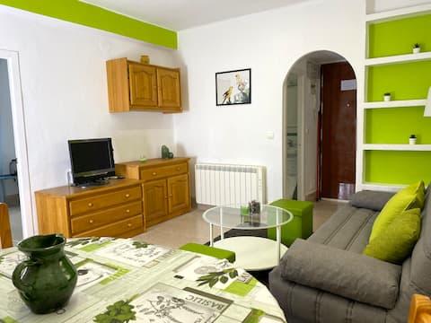 Casa el Tejar · Apartamento céntrico y acogedor