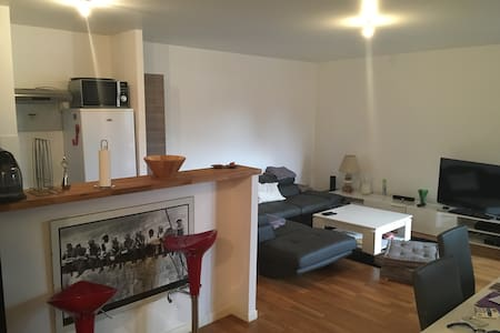 Chambre dans bel appartement 3p - Châtenay-Malabry - Apartemen