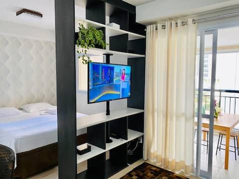 0406 Apartamento completo Studio Guarulhos