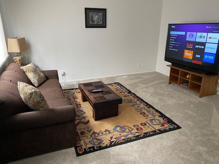 Comfy 3BR Home near Downtown Birmingham