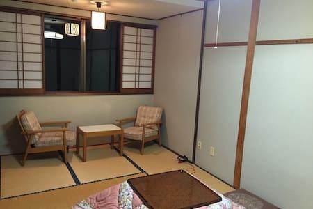 Economy room 2 ♨Guesthouse Raicho - House
