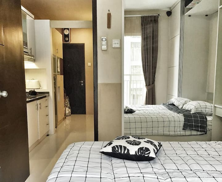 Comfort Living in the Center and affordable price