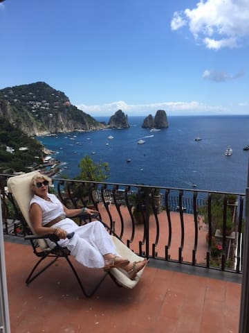 The Greatest View in Capri - Piano di Sorrento - Villa